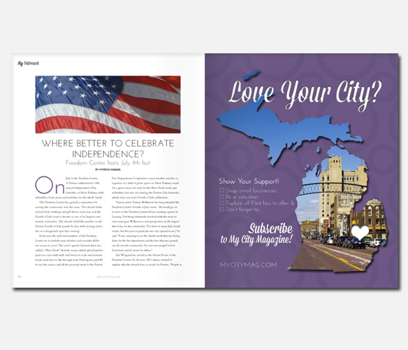 My City Magazine